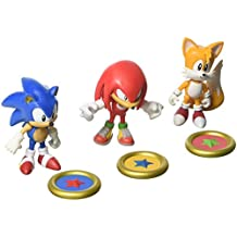 Sonic Boom T22050 3-Inch Collector Figure Pack with Coin 25Th Anniversary Action