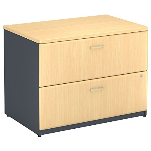 Series A Fully Assembled Two Drawer Lateral File - 35.5