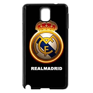 Real Madrid CF For Samsung Galaxy Note 3 N9000 Case Cell phone Case Nlta Plastic Durable Cover