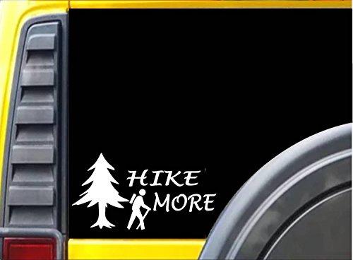 hiker decal - 3