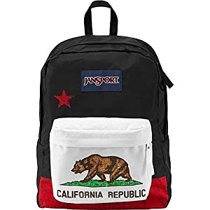 Classic Jansport Superbreak Backpack (Nw California Republic (T50109P))
