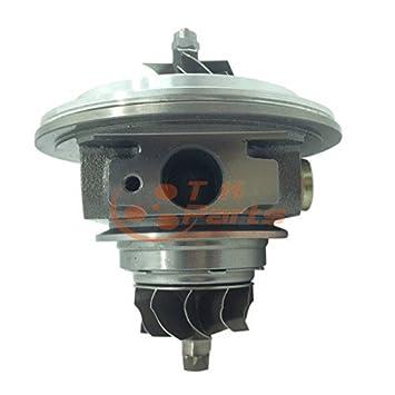 tkparts nueva K03 53039880163 53039880181 11657600890 11657565912 Turbo CHRA para Mini Cooper S (R55 R56