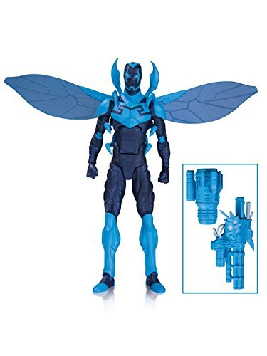 DC collectibles DC Comics Icons 6 inches Action Figure Blue Beetle / DC COLLECTIBLES DC COMICS ICONS BLUE BEETLE [parallel import goods] Infiniti Crisis