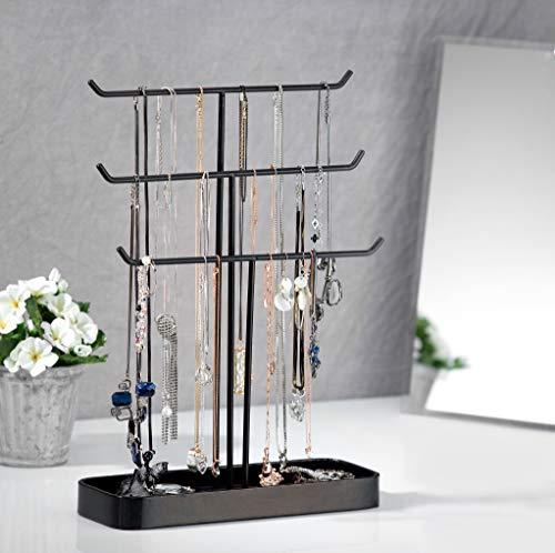 black jewelry stand - 5