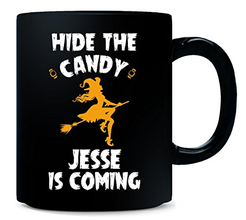Hide The Candy Jesse Is Coming Halloween Gift - -