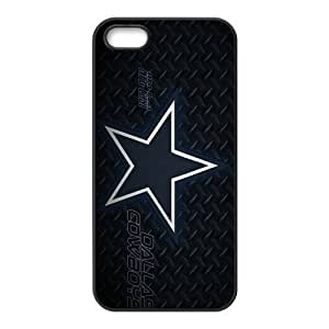 Custom Dallas Cowboys NFL Series Back Cover Case for iphone 5,5S JN5S-1882