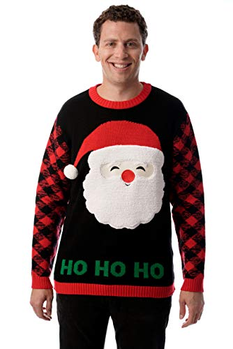 #followme Mens Ugly Christmas Sweater - Sweaters for Men 6774-214-M