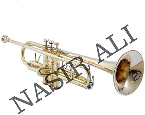 NASIR ALI NEW YEAR NASIR ALI Queen Valve Trombone Bb BRASS
