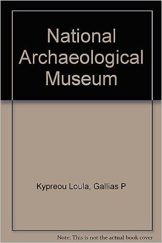 Ilmainen lataa kirjoja kreikkalaisessa pdf-muodossa National Archaeological Museum PDF ePub iBook B003VQ0QNG