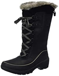 Sorel Torino High Premium Leather Womens Boots