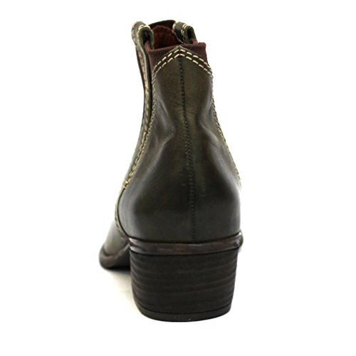 Brand Dark Stone 3 Style Vert 99 Lucky Bottines Pointure Green Rrp Cowboy £ 5 4nUqAd
