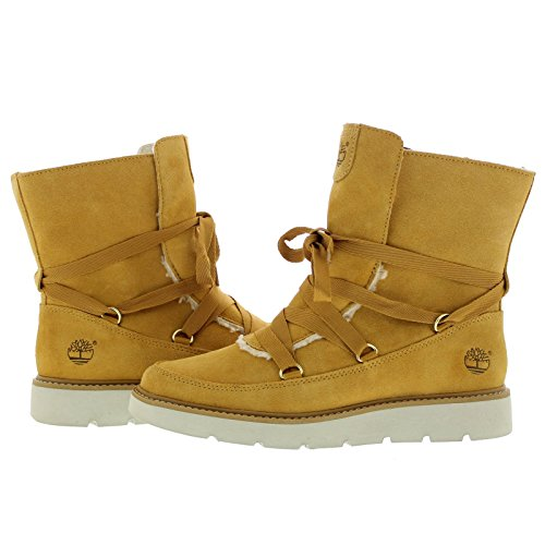 Yellow Wl Timberland Suede Boots Fourr Kenniston w4qqYE