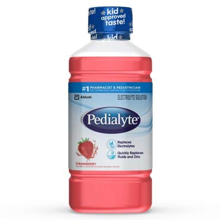 Pedialyte Oral Electrolyte Maintenance Solution (Pack of 24)