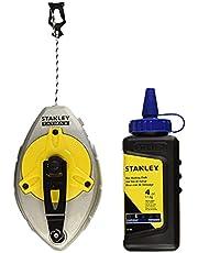 STANLEY Fatmax Xtreme 47-482L Chalk Box Kit with Blue Chalk