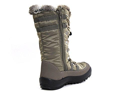 Vista 11 Women Savanne Boots Grün Beige 00407 8w8nrIqS