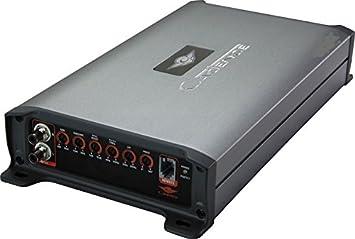 Cadencia q3001d clase D Mono Amplificador 300 x 1 RMS en 1Ω