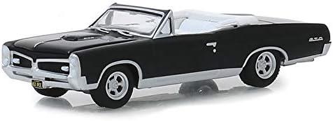 Greenlight Modelo Pontiac Negra GTO Convertible 1967 MacGyver 8cm Escala 1//64 Original