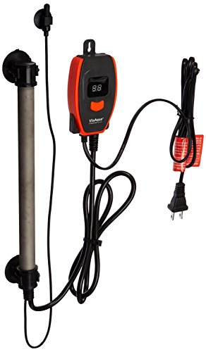 ViaAqua 300 Watt Titanium Heater (NEW STYLE)