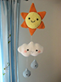 Weather Mobile Crochet Pattern (English Edition)