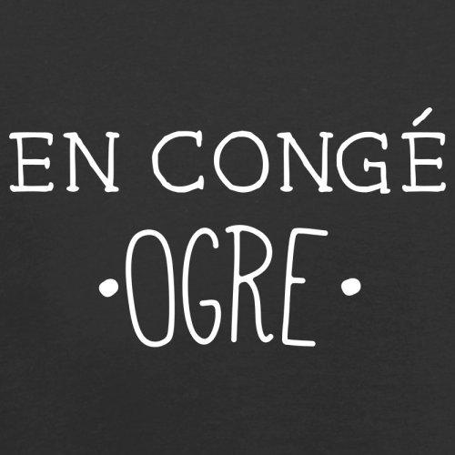En congé fantasy ogre - Femme T-Shirt - Noir - XXL