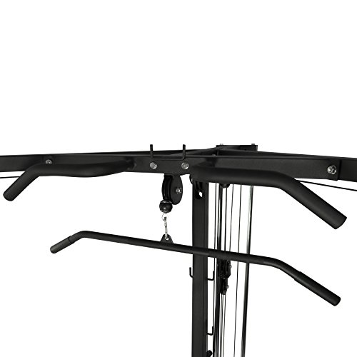 Valor Fitness BD 61 Cable Crossover Station