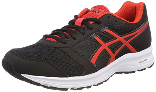 Running Asics Red Uomo Nero Scarpe 9023 Patriot black 9 white fiery RrwHxOtqR