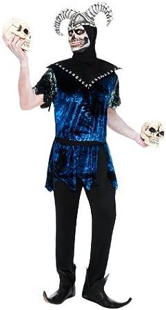 Corrupt - Disfraz de bufón adultos, talla M (29090M): Amazon.es ...