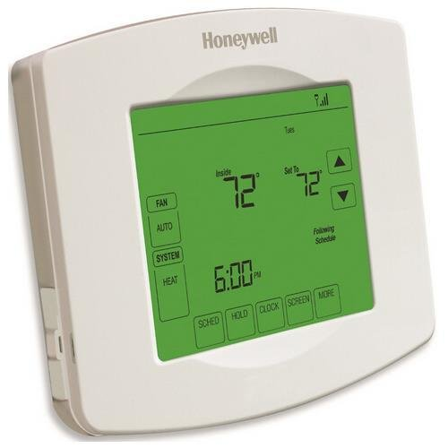Honeywell Home Rth8580wf1007 W 7 Day Wi Fi Programmable
