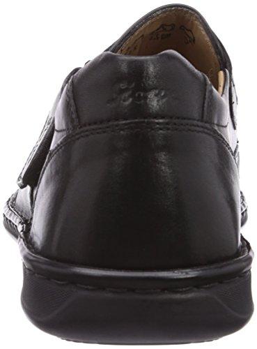Sioux Elcino, Men's Loafers Black (Schwarz 000)