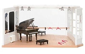 Love To Dance Ballet Studio Dollhouse