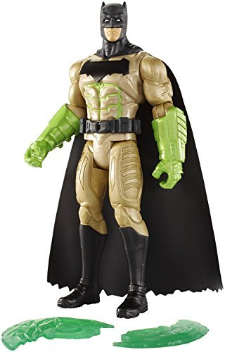 Batman v Superman: Dawn of Justice 6-Inch Gauntlet Assault Batman Action Figure Wave 2