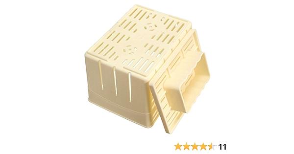 Tofu Maker Press Mold Kit Cheese Cloth DIY Soy Pressing Kitchen E6Y4 Mould Q6N8