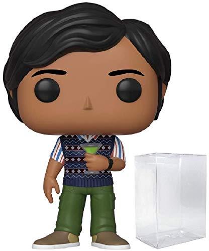 Funko TV: Big Bang Theory - Raj Koothrappali Pop! Vinyl Figure (Includes Compatible Pop Box Protector Case)]()
