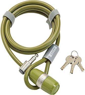 ADEPT (アデプト) ラッド 820 ケーブルロック カーキ LKW26203