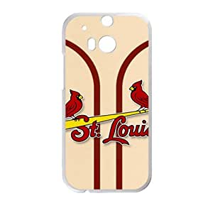 DAZHAHUI st louis aaa blues Phone Case for HTC One M8