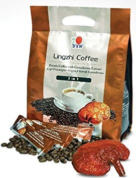 DXN Lingzhi Coffee 3 in 1 with Ganoderma by DXN