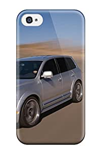 Iphone Case - Tpu Case Protective For Iphone 4/4s- 2005 Volkswagen Touareg R Gt