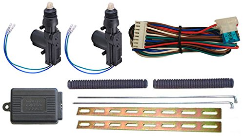 Megatronix - DAKIT2 - Two Door Power Door Lock Kit
