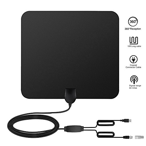100 mile outdoor antenna - 7