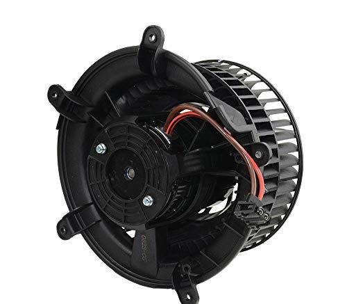 Heater Blower Fan Motor Fit For BMW 7 E65 E66 E67 2001-2009 64116913401 8EW009157091: