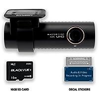 BlackVue DR900S-1CH + 16GB Micro SD Card