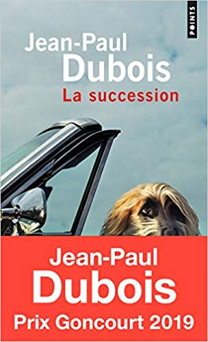 Amazon Fr La Succession Jean Paul Dubois Livres