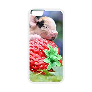 "C-Y-F-CASE DIY Little Pig Pattern Phone Case For iPhone 6 (4.7"")"