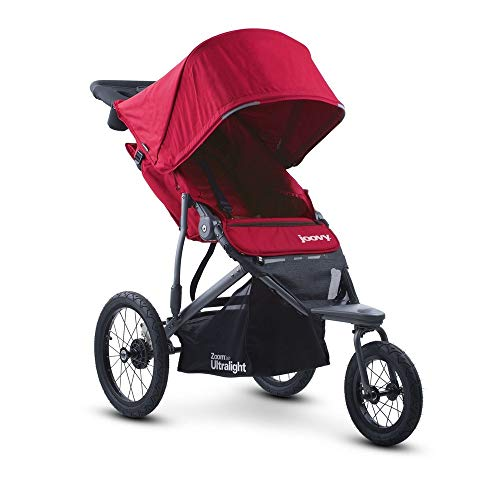 (Joovy Zoom 360 Ultralight Jogging Stroller,)