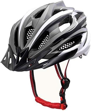 Casco de Bicicleta de montaña Casco de Ciclismo Ultraligero ...