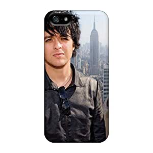 Iphone 5/5s UqL2913gmlR Allow Personal Design High Resolution Green Day Band Pattern Protective Hard Cell-phone Case -SherriFakhry
