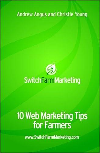 Switch Farm Marketing: 10 Web Marketing Tips For Farmers