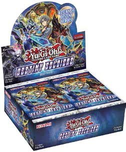 (Yu-Gi-Oh Destiny Soldiers Booster Box by Yu-Gi-Oh!)