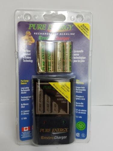 Puro EC464 Enviro Cargador de Energía Cargador de batería ...