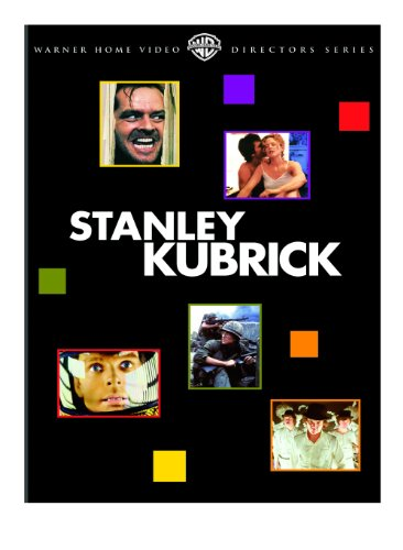 Stanley Kubrick: Warner Home Video Directors Series (2001 A Space Odyssey / A Clockwork Orange / Eyes Wide Shut unrated / Full Metal Jacket / The Shining / A Life - Kubrick Box